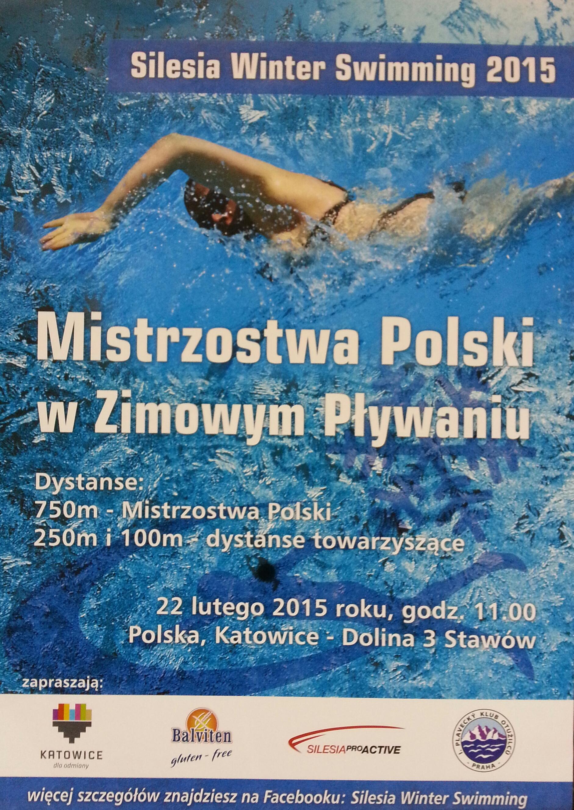 Mistrzostwa Polski w zimowym pływaniu