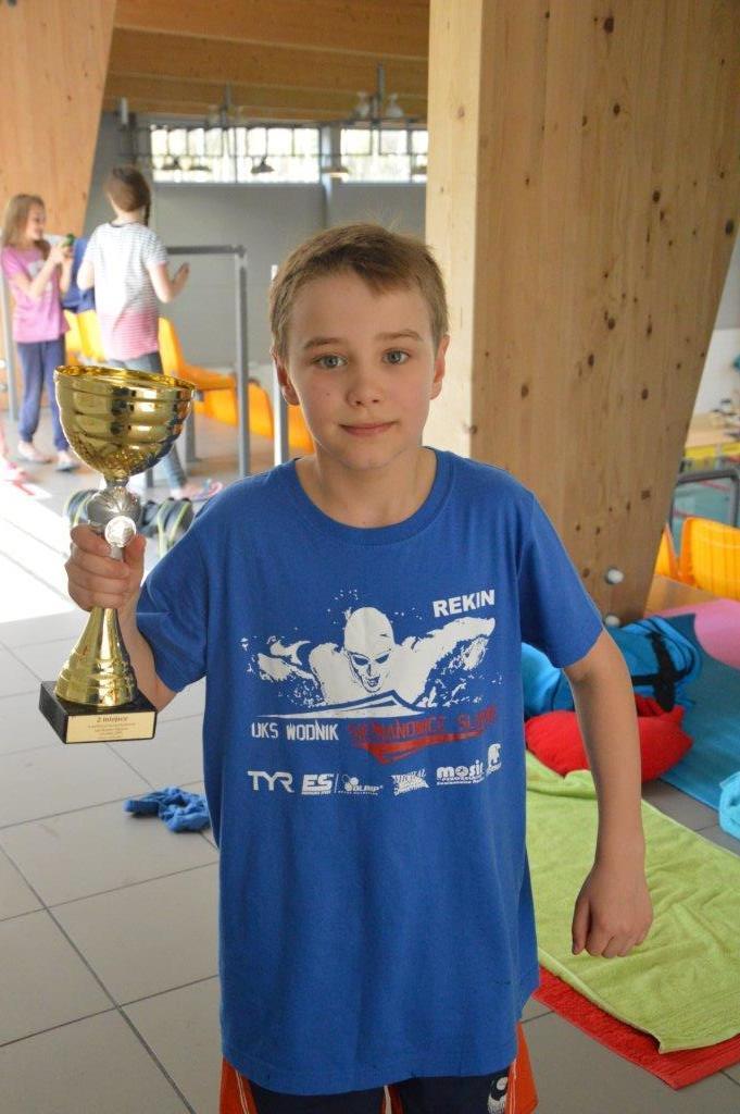 Najlepszy pływak 2005 KAMIL GESINER